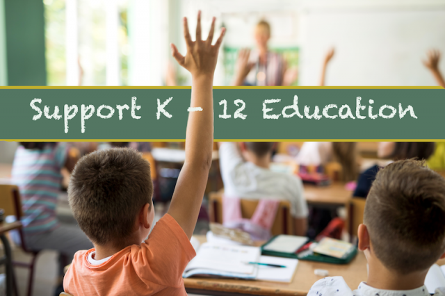 Support K - 12 Education