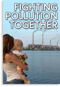 Fighting Pollution Together