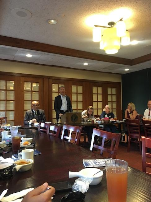 Torrance Kiwanis Club Luncheon