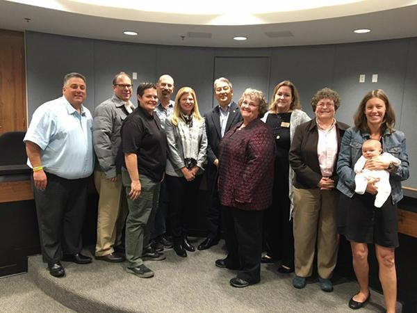 South Bay School Board Presidents Meeting