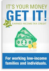It's your money, get it: Earned Income Tax Credit